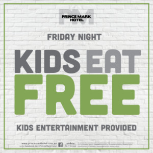 Friday Kids Eat Free