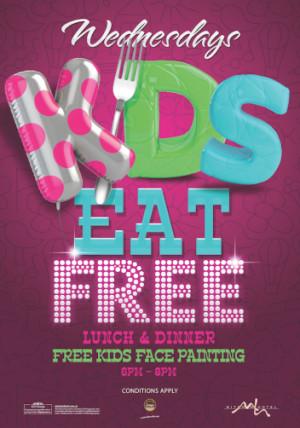 Kids Eat Free Wednesday Night