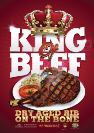 King of Beef