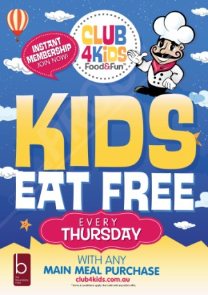 Thursday Kids Eat Free