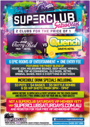 Superclub Saturdays