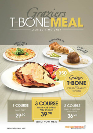 Graziers T-Bone Meal