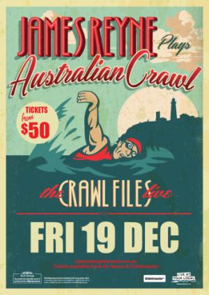 James Reyne Plays Australian Crawl